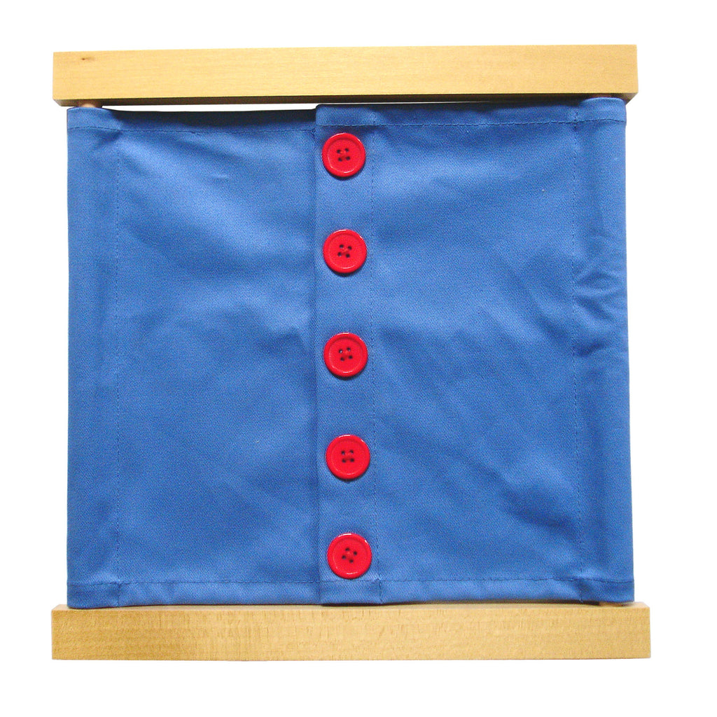 Dressing Frame Large Button