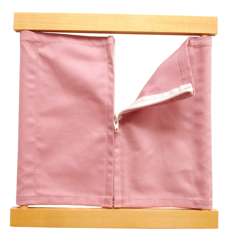 Dressing Frame Zipper