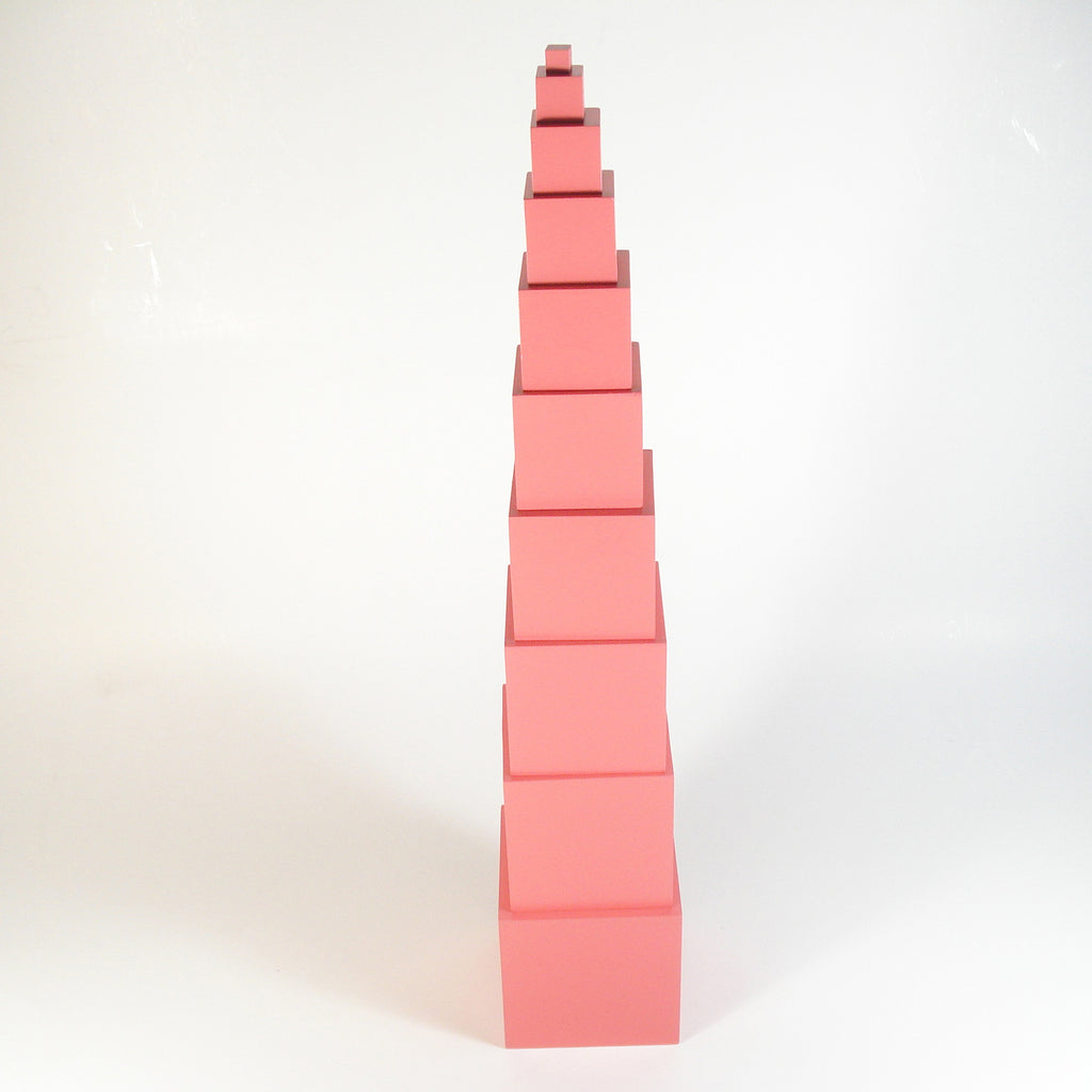 Premium Quality Pink Tower