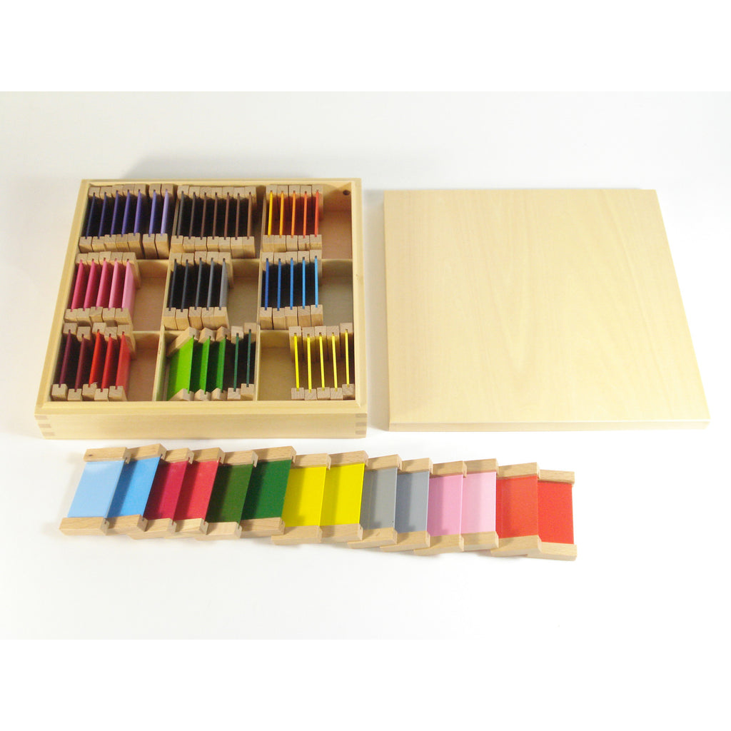 Premium Wooden Colour Tablets