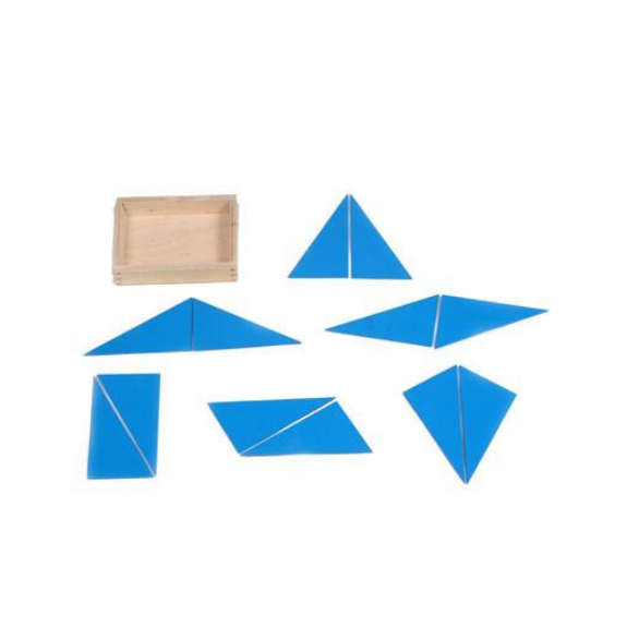 Constructive Blue Triangles