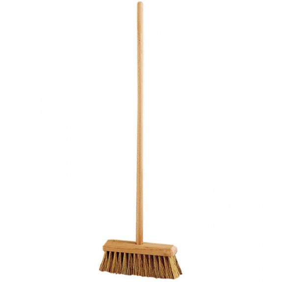 Outdoor Broom child size