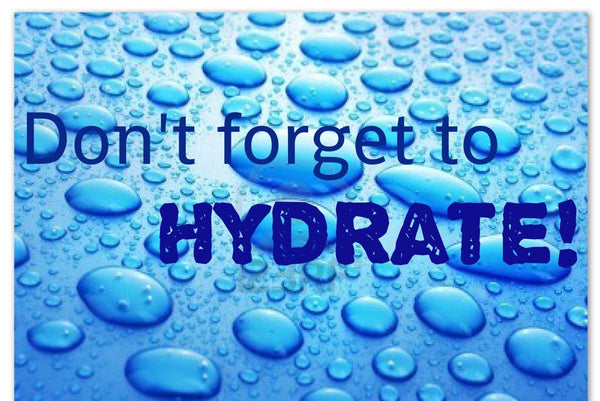 Foods that help hydrate