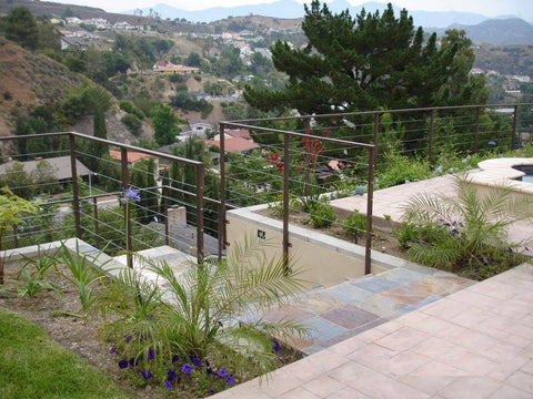Cable railing project