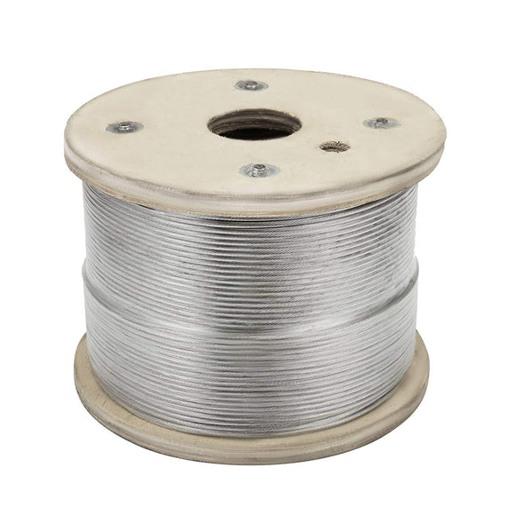 Stainless Steel Cable Spool. Available in Black (C1046) - SHEMONICO Cable Railing