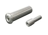 Mini Invisible Stud & Receiver Streamline Grade T316 (C1120) - SHEMONICO Cable Railing