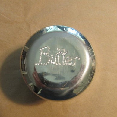 ASL Pewter French Butter Keeper