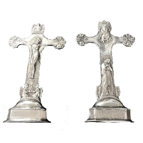 Pewter Crucifix - Only 1 available