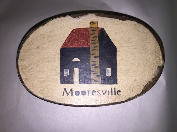 Historic Mooresville Boxes - Large Ovals