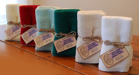 Country Cottons Old-Fashioned Kitchen Towels