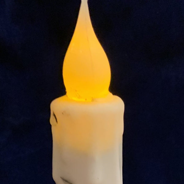 Birch Timer Taper -- Candle Only