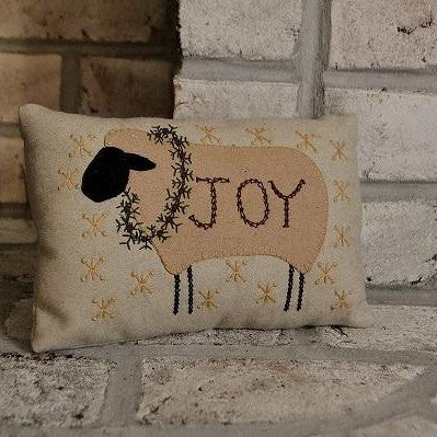 Joy Sheep Pillow