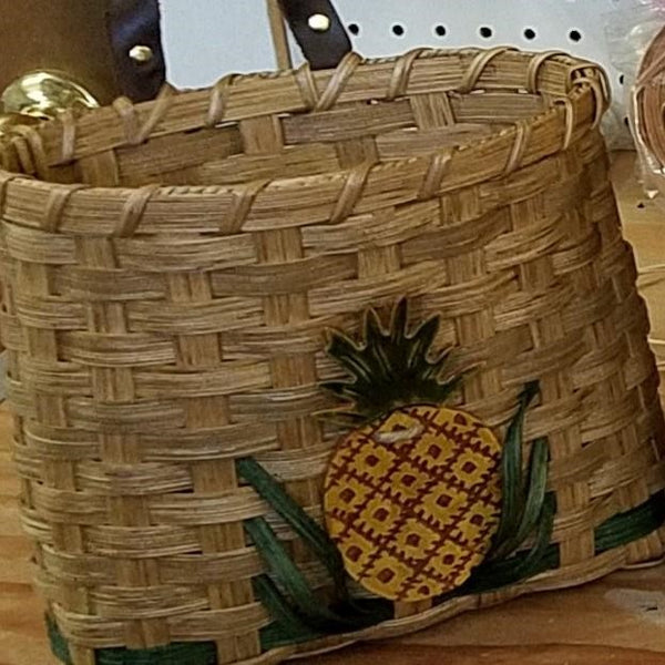 Pineapple Basket -- Limited Edition (Only One Still Available)