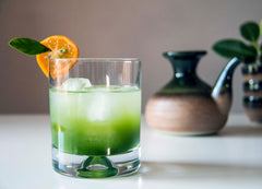 Matcha Cocktail Picture