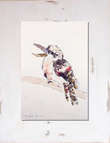 Paintings - critters. Hardy har har