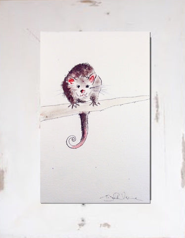 Paintings - critters. Let's go halves?