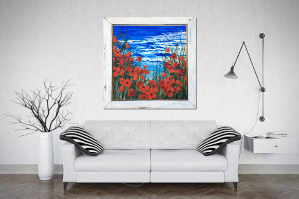 Painting (large) - A gentle breeze