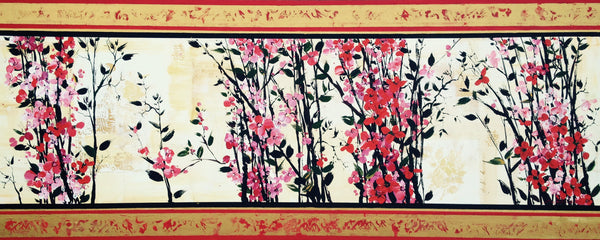 Painting (large) - Celebration Painting with Double Happiness