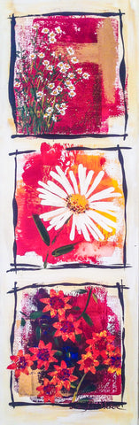 Painting mix & match collection - Daisy fragments