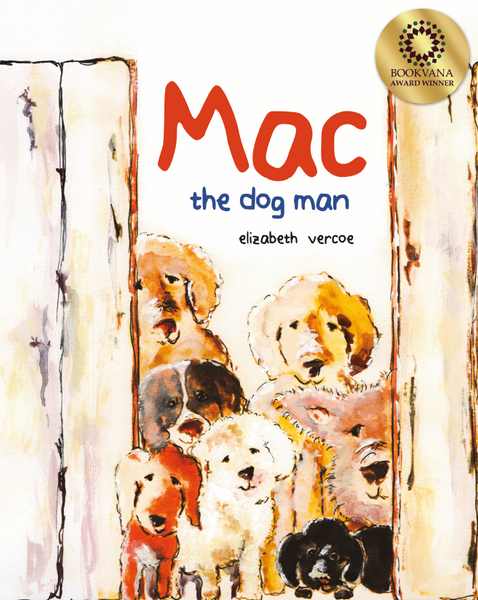 Books - Mac the Dog Man