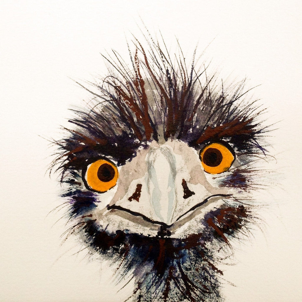Card (Tracks collection) - emu, have we met?