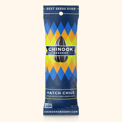 hatch chile snacks chinook seeds