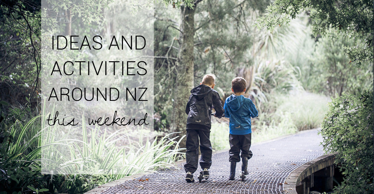 Fun Activities around NZ this weekend April 30 - May 1