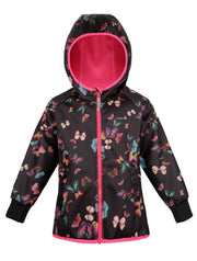Waterproof & Windproof All-Weather Hoodie - Butterfly