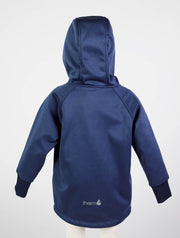 Waterproof & Windproof All-Weather Hoodie - Navy