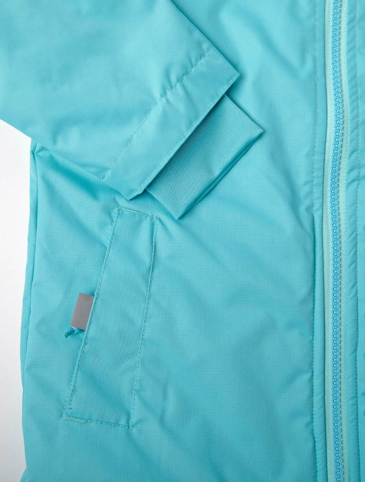 Waterproof & Windproof SplashMagic Storm Jacket - Aquamarine