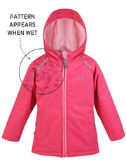 Waterproof & Windproof SplashMagic Storm Jacket - Paradise Pink