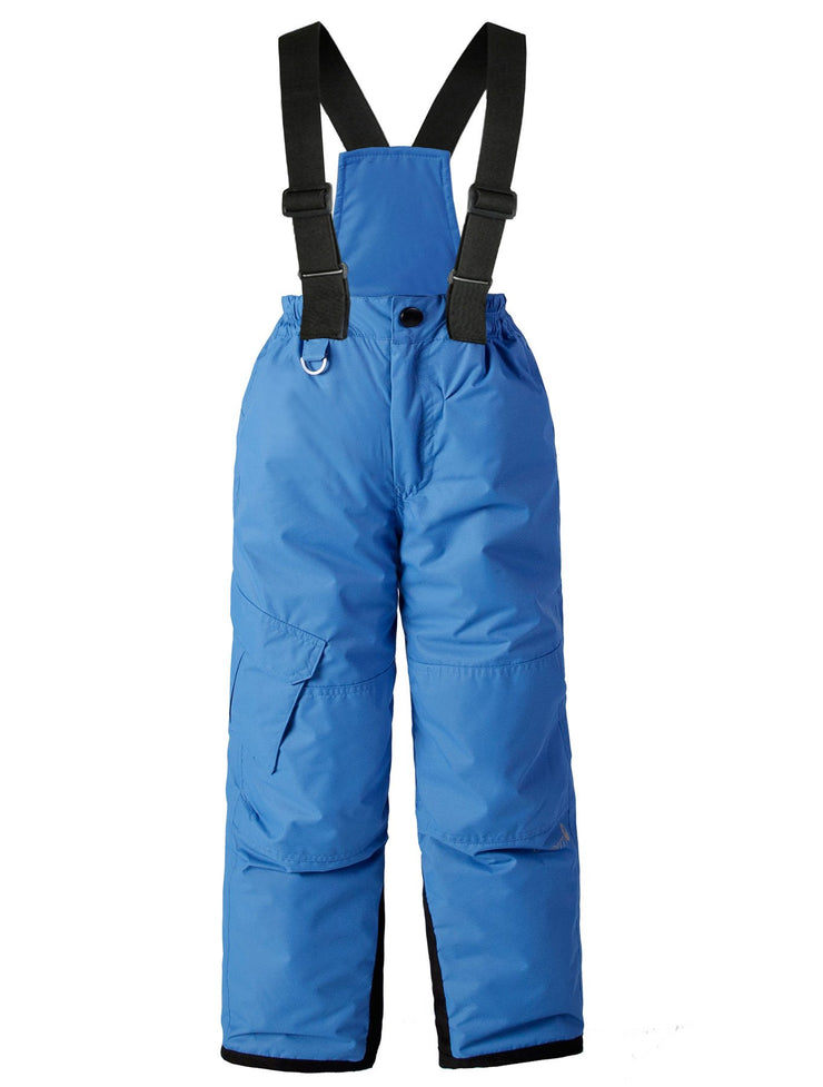 Waterproof Snowrider Ski Overalls - Insulated - Marine Blue