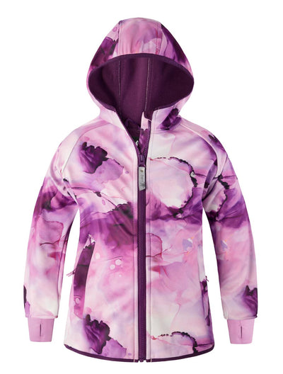 All-Weather Hoodie - Watercolour | Waterproof Windproof Eco