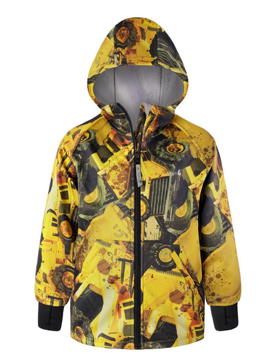All-Weather Hoodie - Earthworks | Waterproof Windproof Eco