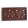 Milk Chocolate & Cocoa Nibs Bunny Tableau