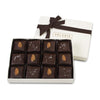 Almond Toffee Assortment, 12 Piece Box