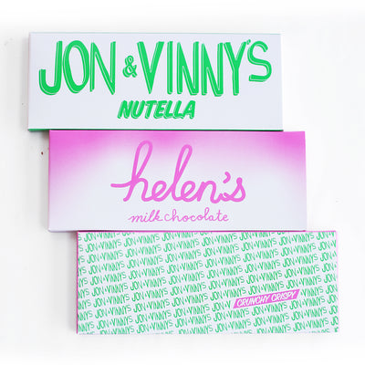 Jon & Vinny and Helen and Valerie Bar Gift Set