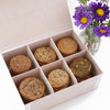 Mini Cookie Sampler Box