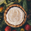 Winter Luxury Pumpkin Pie