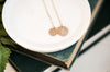 Personalized Disc Combo Necklace