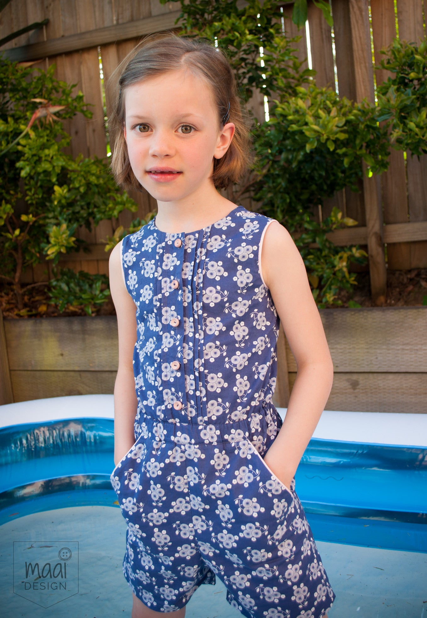 A Shortsuit, Pattern by Tadah Patterns