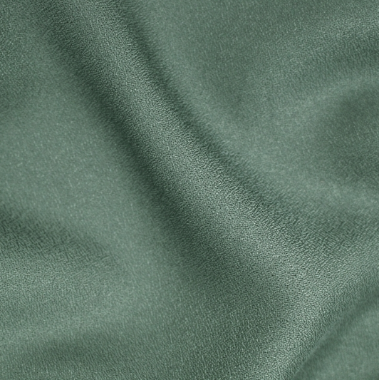 crepe cedar green by Atelier Brunette