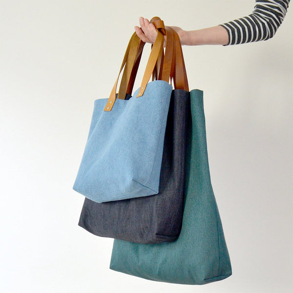 Genoa Tote by Bloglessanna