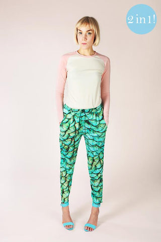 Alexandria Peg Trousers | Sewing Pattern