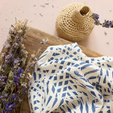 Shade Cobalt - Viscose - MaaiDesign