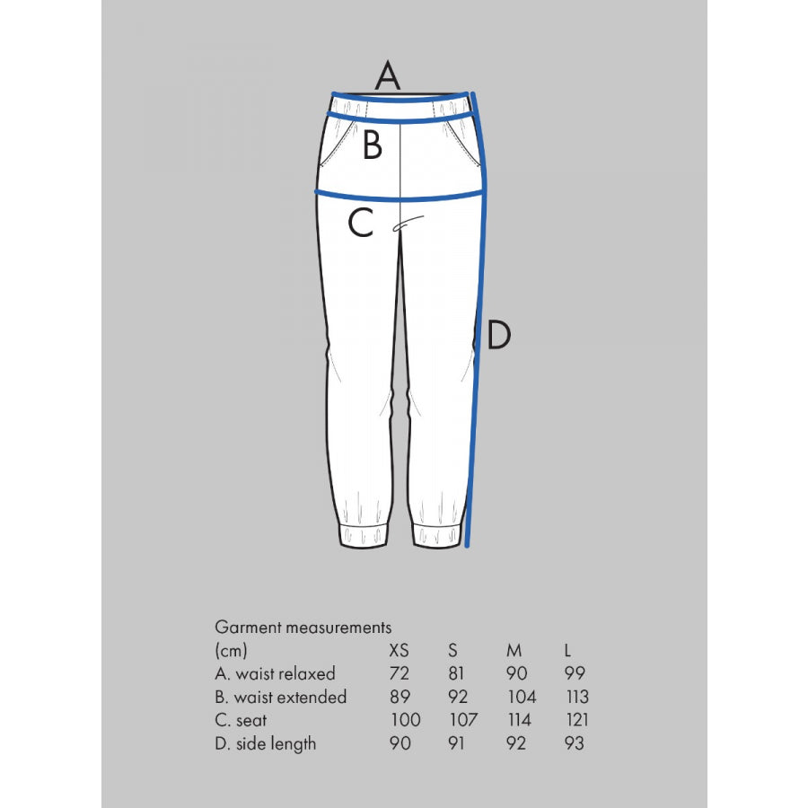 Almost Long Trousers - The Assembly Line - MaaiDesign
