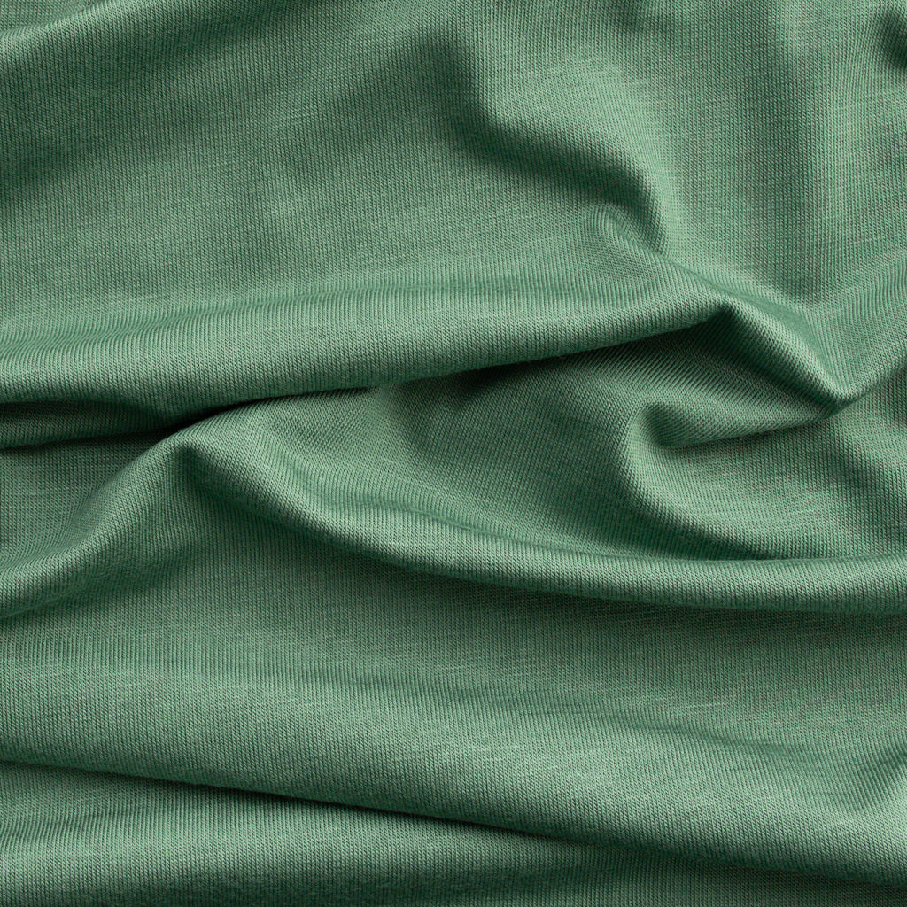Bamboo Jersey - Chive Green - MaaiDesign