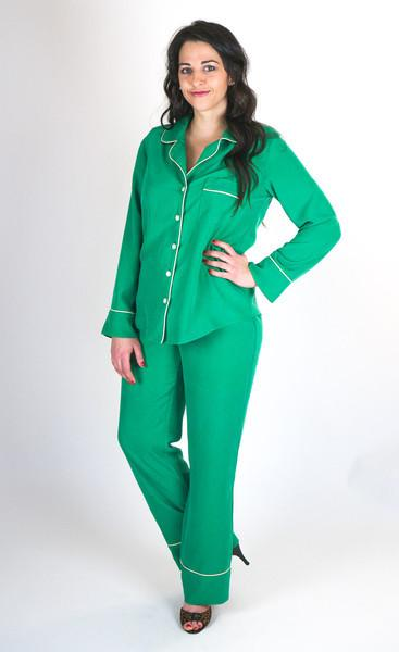 Carolyn Pajamas Sewing Pattern - MaaiDesign