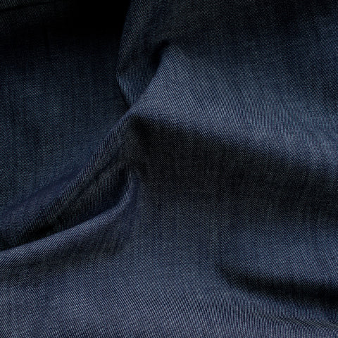 Cone Mills - Stretch 8oz S-Gene Denim - Indigo - MaaiDesign