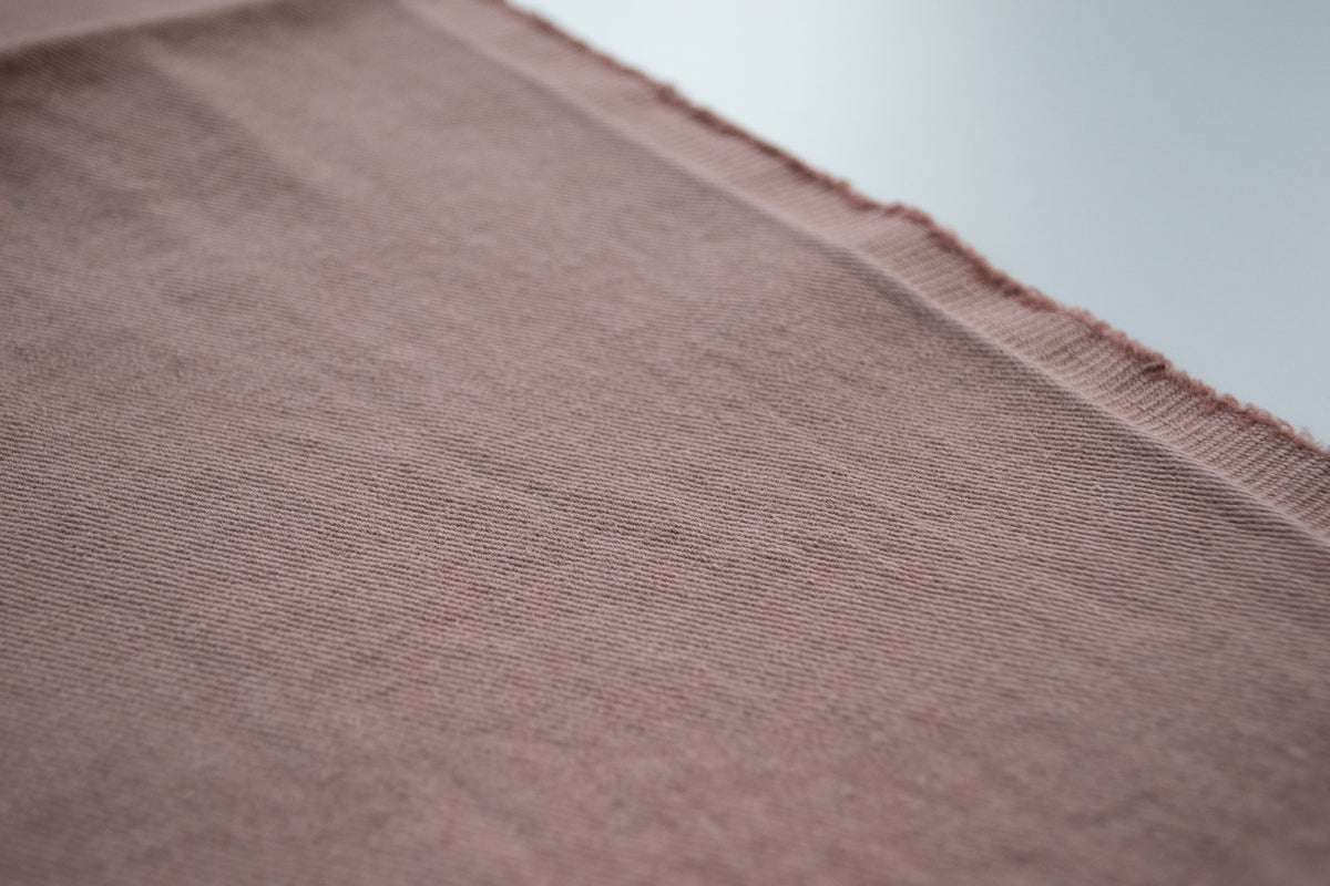 Heavy Cotton Drill - Dusty Rose - MaaiDesign